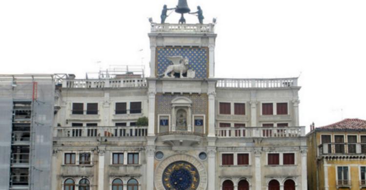 Reloj de la Plaza de San Marco - Armando Rodriguez (Flickr)