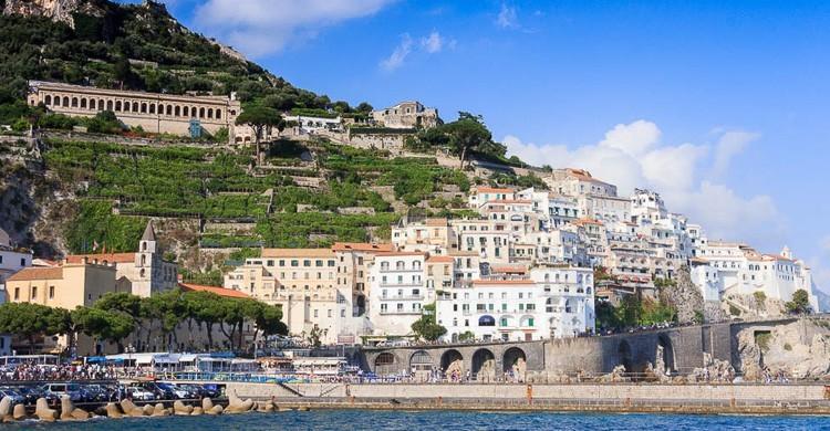 Amalfi. Stuart Claggett (Flickr)