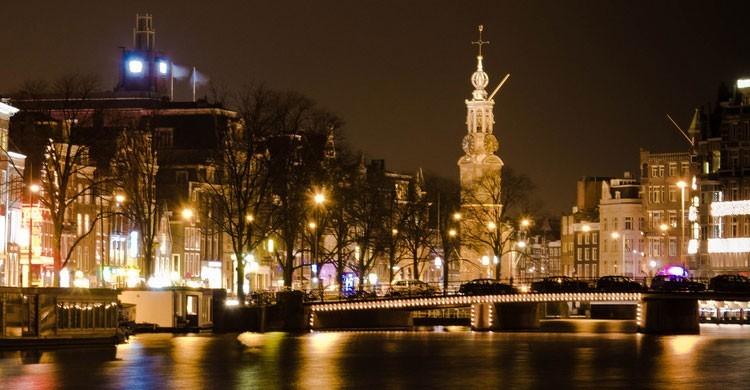 Ámsterdam, Holanda (Flickr)