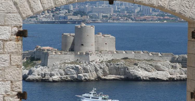 Vista del Castillo de If (iStock)