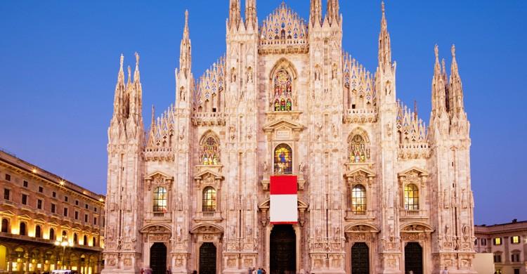 Duomo de Milán (iStock)