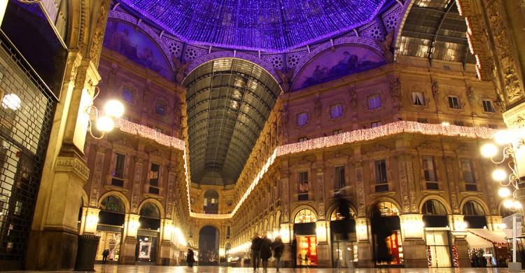 Galería Vittorio Emanuele II (iStock)