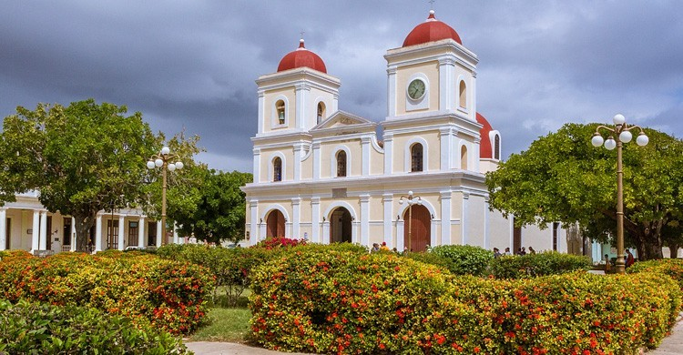 Iglesia de San Fulgencio en Gibara (iStock)