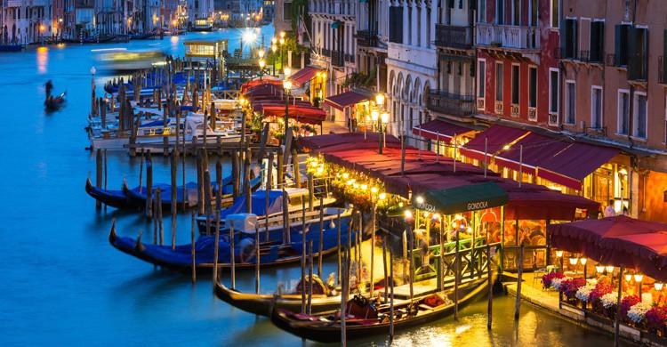 Gran Canal de Venecia (iStock)