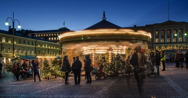 La tierra de Papá Noel, Helsinki (Flickr)