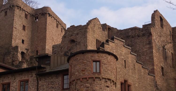 Castillo de Hohenbaden. Tuxbrother (Flickr)
