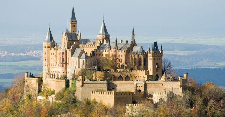 Castillo de Hohenzollern. Playlight55 (Flickr)