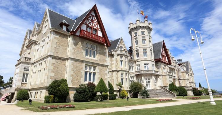 Palacio de la Magdalena (iStock)