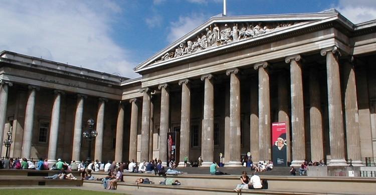 British Museum. Heather Kennedy (Flickr)