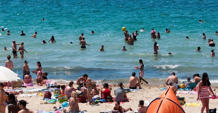 Playa de Marsella (iStock)