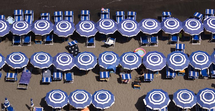 Playa de Sorrento (iStock)