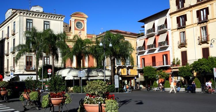 Piazza Tasso (iStock)