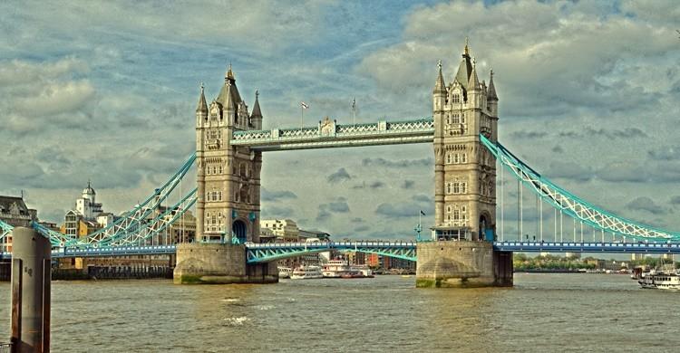 Puente de la Torre de Londres. Günter Hentschel (Flickr)