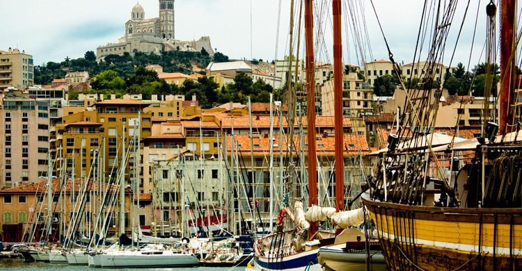 Puerto Viejo de Marsella (iStock)