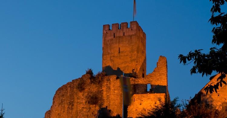 Castillo de Rötteln. Dirk Hofmann (Flickr)