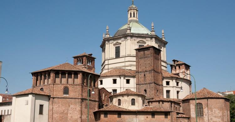 Basílica de San Lorenzo Maggiore (iStock)