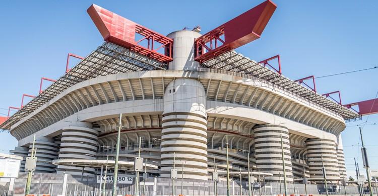Estadio Giuseppe Meazza/San Siro (iStock)