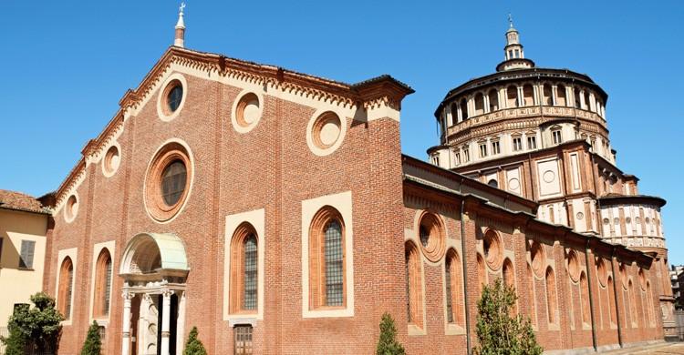 Iglesia de Santa Maria delle Grazie (iStock)