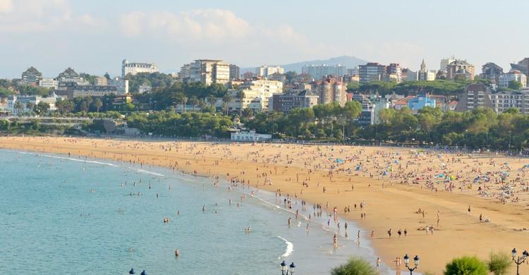 Playa del Sardinero (iStock)