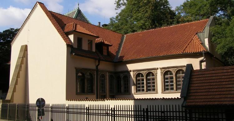 Sinagoga Pinkas. Magro-mr (Flickr)