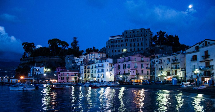 Sorrento. Gabrielle Ludlow (Flickr)
