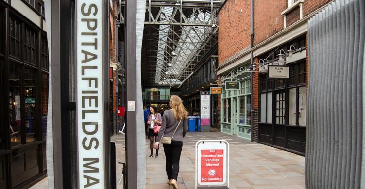 Old Spitalfields Market (iStock)