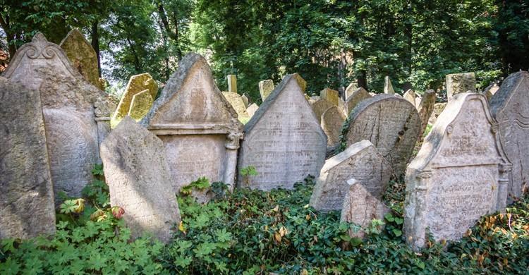 Cementerio judío de Praga (iStock)