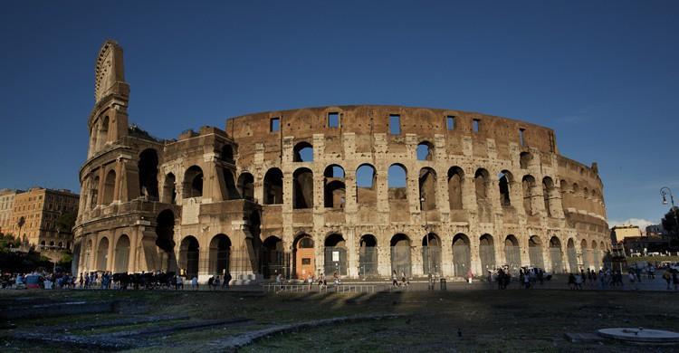 Coliseum de Roma. Kosala Bandara (Flickr)