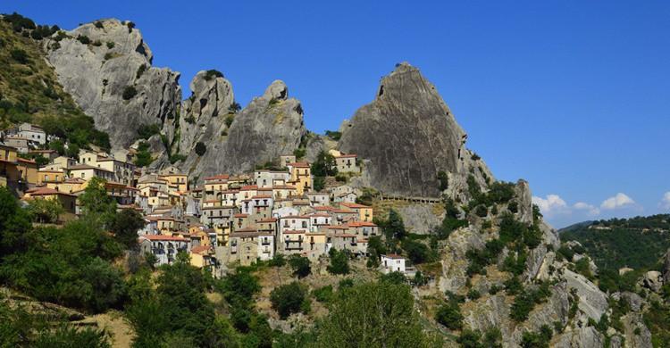 Vista de Castelmezzano. Irene Grassi (Flickr)