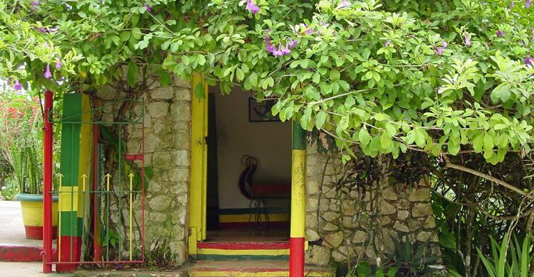 Casa donde nació Bob Marley. david_e_waldron (Flickr)