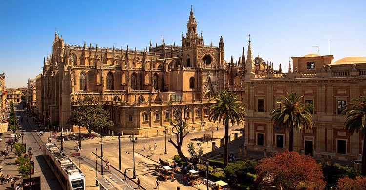 Catedral de Sevilla. Sevilla Congress & Convention Bureau (Flickr)