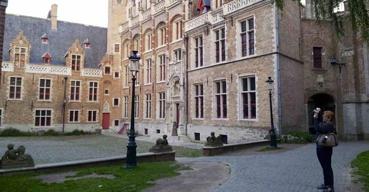 Groeningemuseum de Brujas. Jennifer Morrow (Flickr)