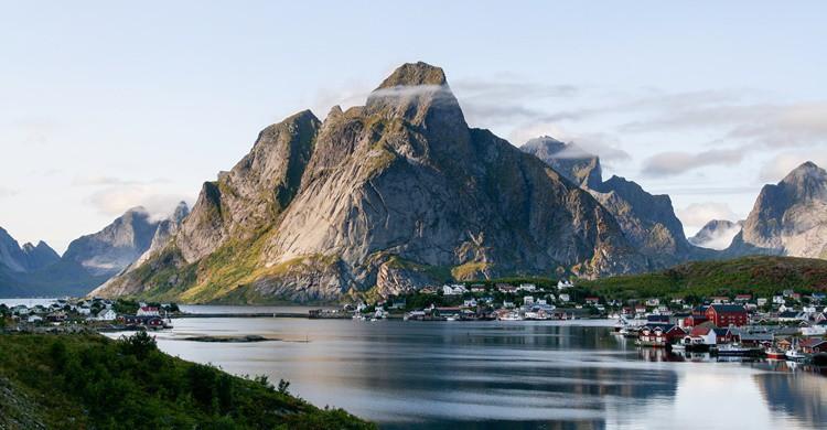Reine, en Noruega. Christoph Strässler (Flickr)