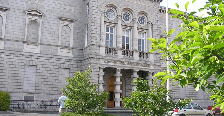 National Gallery de Dublín. Dahon (Flickr)
