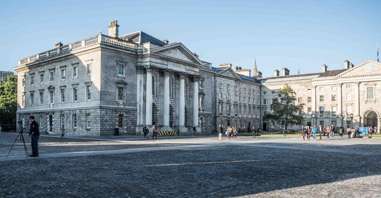 Trinity College. William Murphy (Flickr)