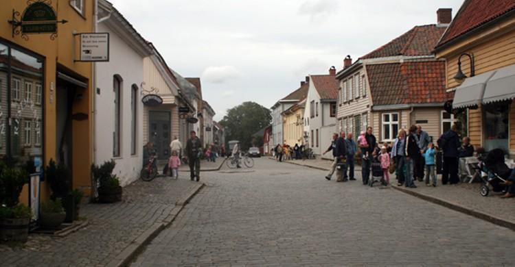 Fredrikstad, pueblo medieval de Noruega. Gergely Csatari (Flickr)