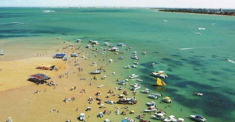 Areia Vermelha - DisfrutalBrasil.com
