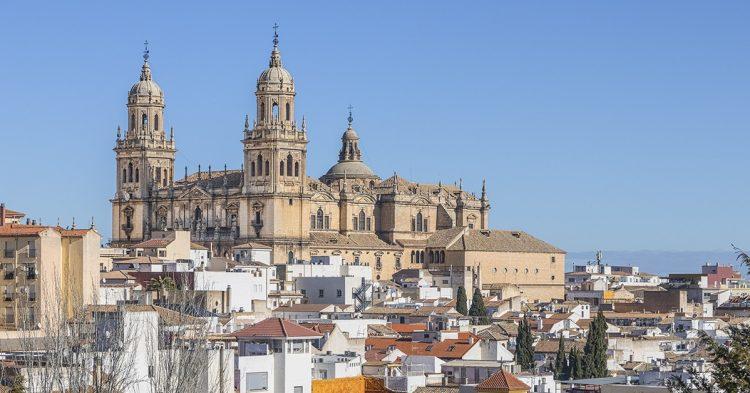 La impresionante Catedral de Jaén (Istock)