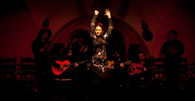 Tablao flamenco Cordobés, Flickr