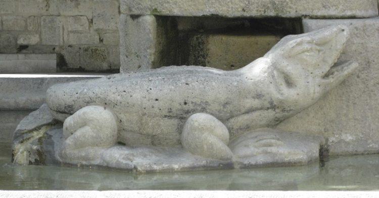 Conoce la leyenda del lagarto de enormes dimensiones que estaba acabando con los animales de la zona(Flirck)