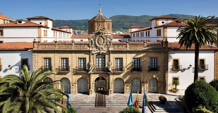 10 hoteles con encanto en asturias el viajero fisg n for Hoteles con piscina asturias