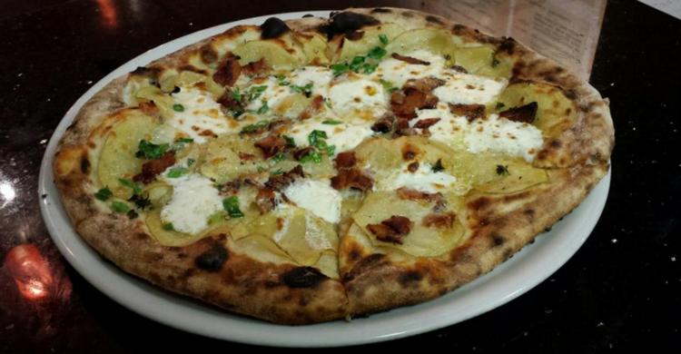 Patata e fontina - Il Pizzaiolo (Facebook)