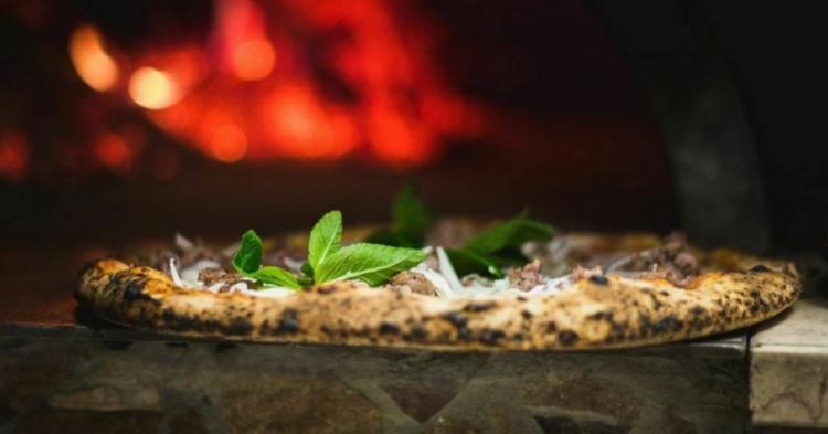 Prueba su pizza de nutella, ¡perfecta para los más golosos! (Facebook)