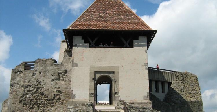 Desde lo alto del Castillo de Visegrad tendrás vistas espectaculares (Flickr)