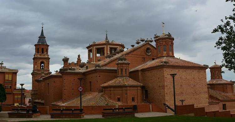 Colegiata de San Miguel de Alfaro. Miguel Ángel García (Flickr)