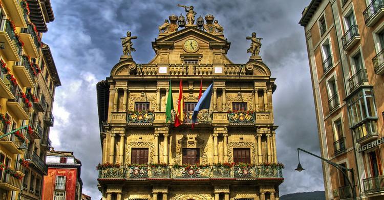 Ayuntamiento de Pamplona (Flickr)