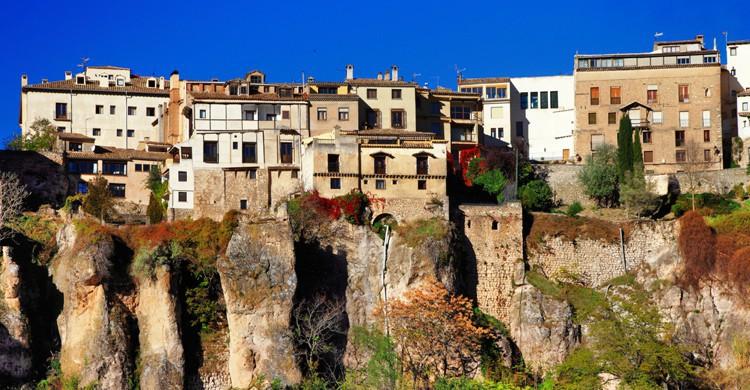 Casas Colgadas de Cuenca (iStock)