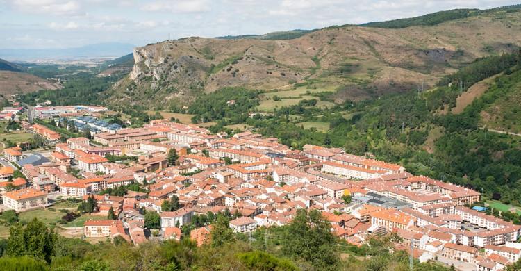 Vista de Ezcaray (iStock)