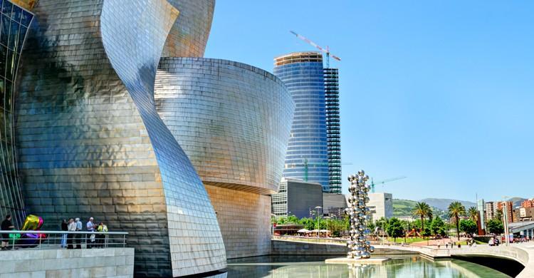 Museo Guggenheim (iStock)