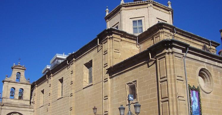 Basílica de Nuestra Señora de la Vega de Haro (Wikimedia.org)